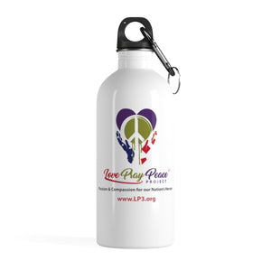 LP3 Stainless Steel Water Bottles for You and a Vet
