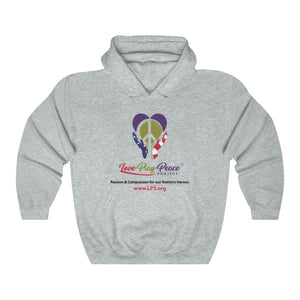 Unisex Heavy Blend™ Hooded Sweatshirt for You and a Vet