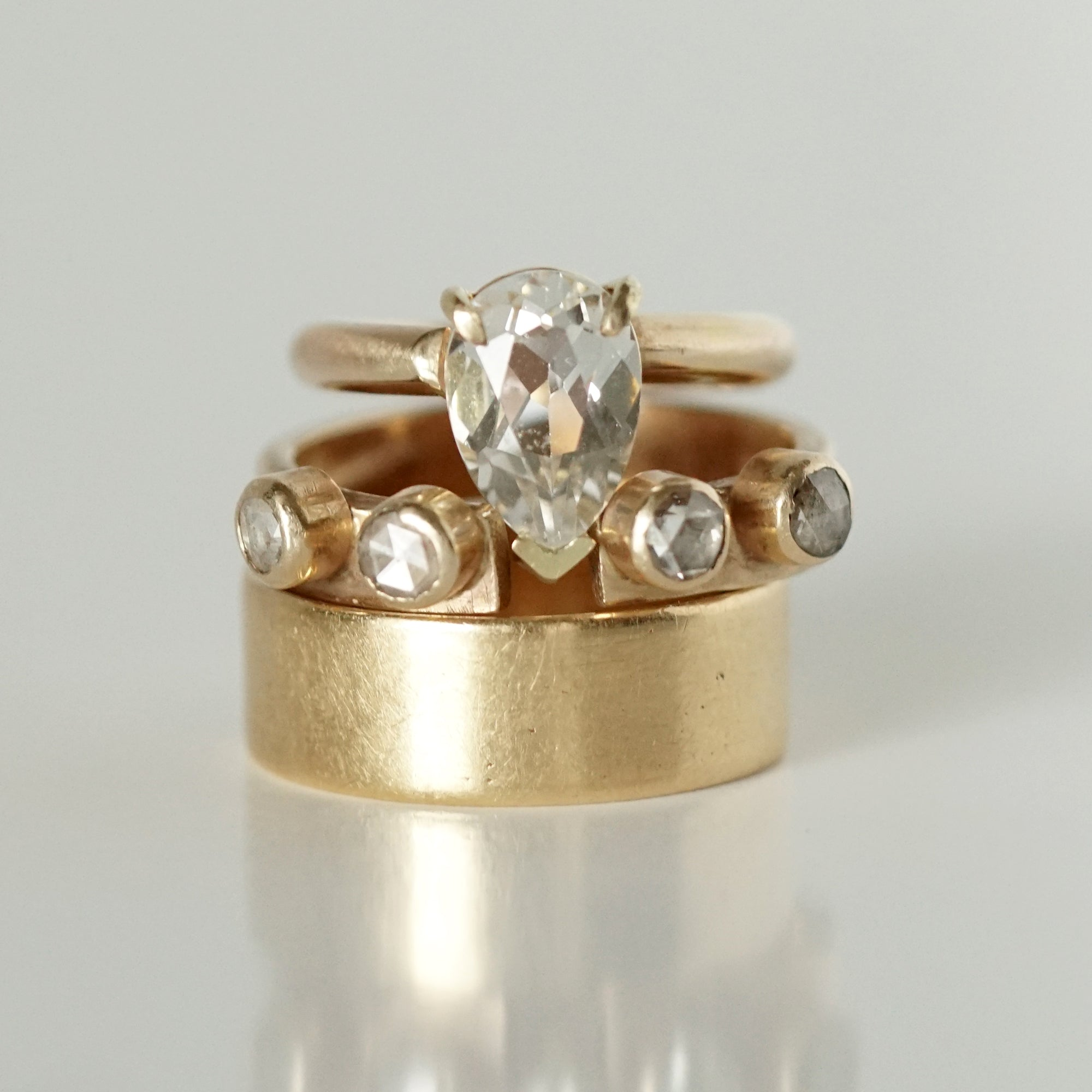 profile valerie ring ct rings eva diamond engagement products view rose shield cut madison