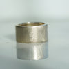 Satin finish Silver Band