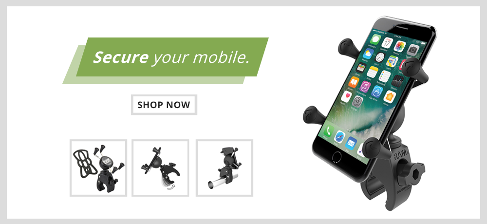 Phone Holder - RAM Mounts Singapore Reseller