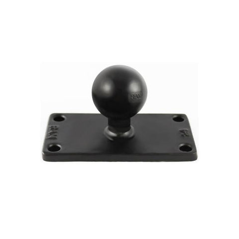 "RAM C Size 1.5"" Ball on 2"" x 4"" Rectangular Plate (RAM-202U-24) - Image1"