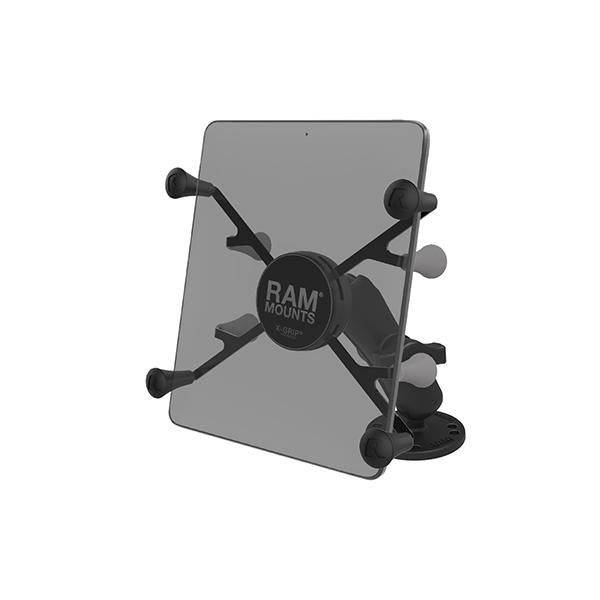 "RAM® X-Grip® Universal Drill-Down Mount for 7""-8"" Tablets (RAM-B-138-UN8U)"