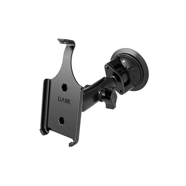 RAM® Twist-Lock™ Suction Cup Mount for Apple iPhone Xs Max, 7 & 6 Plus (RAM-B-166-AP19U)
