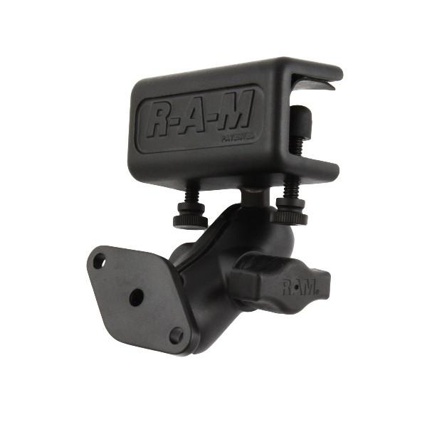RAM Glare Shield Clamp Mount w/ Diamond Base Adapter (RAM-B-177U) - Image1