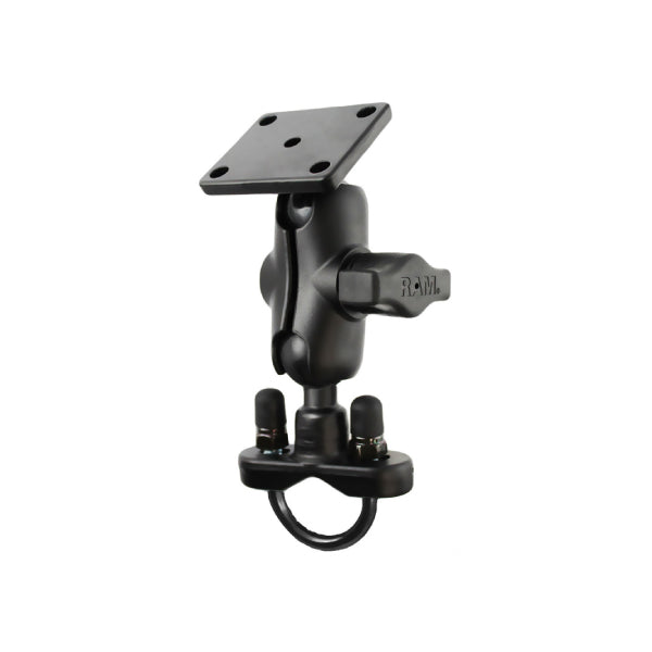 RAM-B-184U-A RAM Handlebar U-Bolt Mount for Garmin zumo 400-660