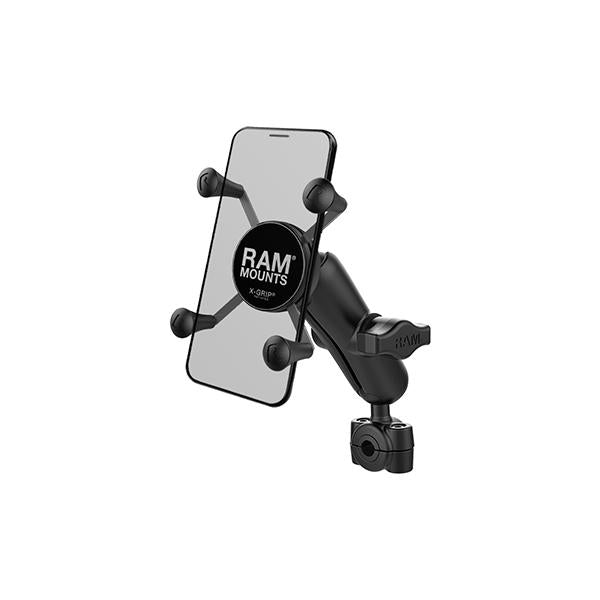 RAM® X-Grip® Phone Mount with RAM® Torque™ Small Rail Base (RAM-B-408-37-62-UN7U)