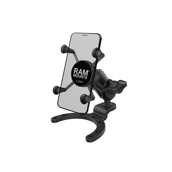 RAM® X-Grip® Phone Mount with Large Gas Tank Base (RAM-B-411-A-UN7BU)