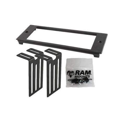 "RAM Tough-Box™ Console Custom 3"" Faceplate (RAM-FP3-7000-2000) - RAM Mounts Singapore - Mounts Singapore"