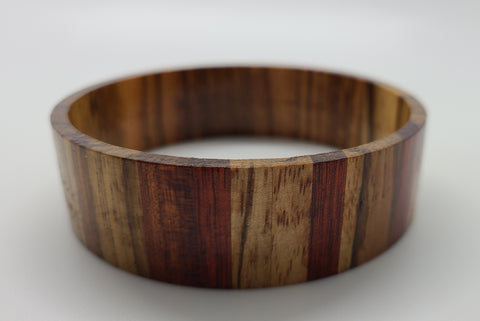 Mixed Wood Bracelet