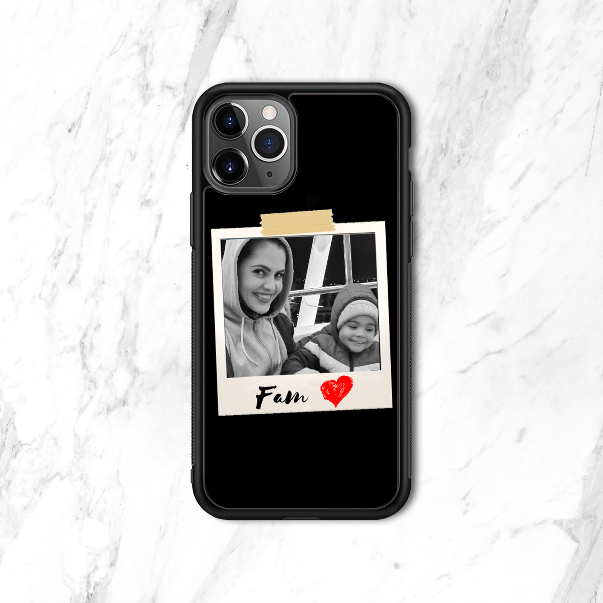 Personalised FAM Phone Case