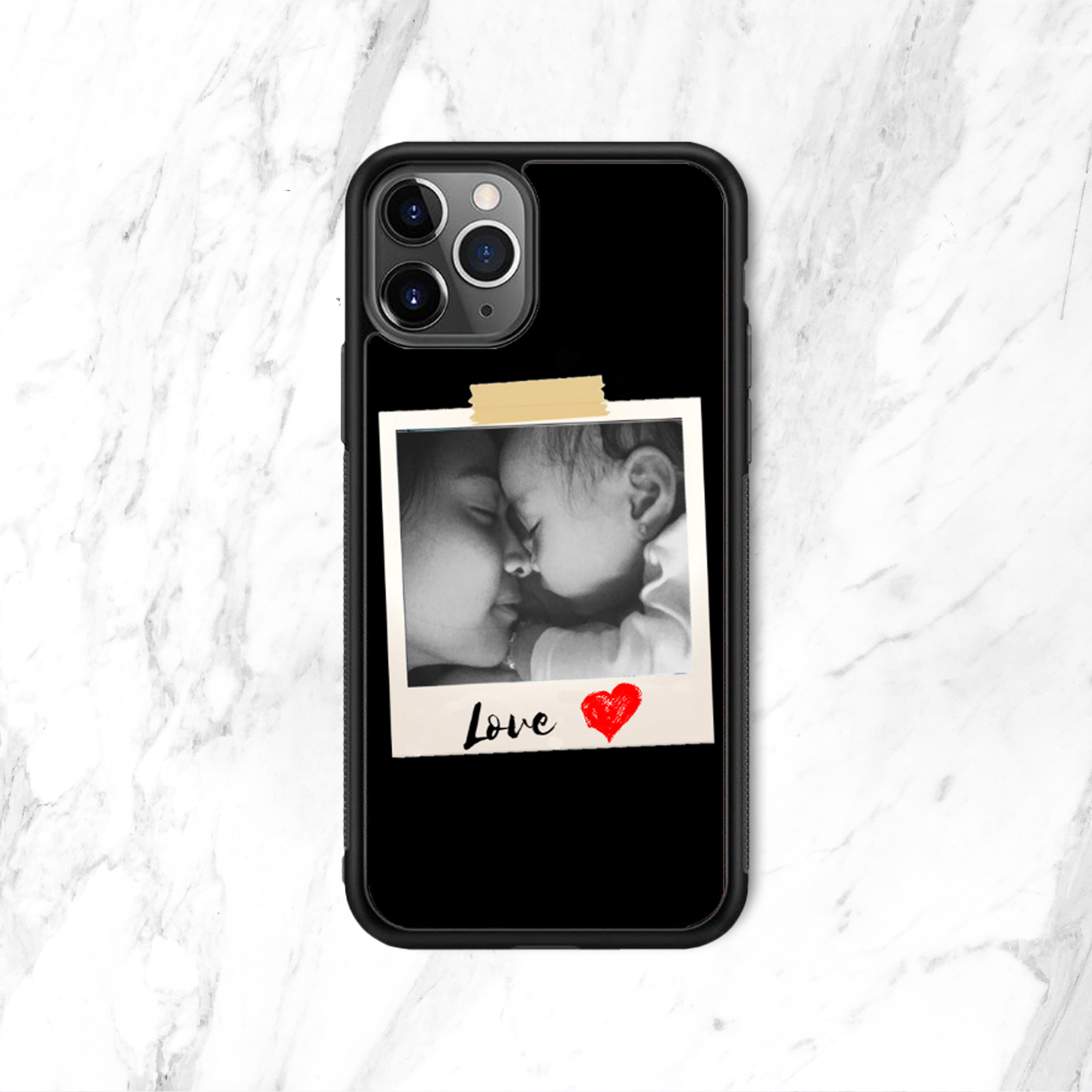 Personalised LOVE Phone Case