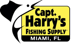 capt. harrys fishing supply logo