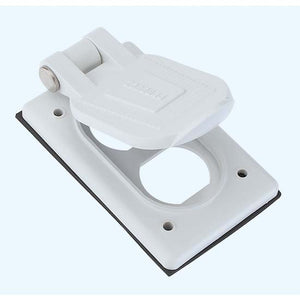 Hubbell 15 AMP Electrical Lift Plate Cover