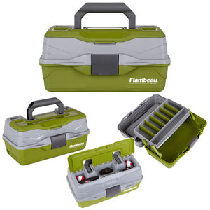 Flambeau Classic Series 1 Tray Tackle Box