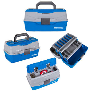 Flambeau Classic Series 2 Tray Tackle Box
