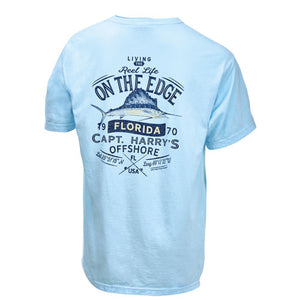 Beeline Sailfish T-Shirt Lt Blue