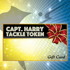 Capt. Harry's Fishing Supply Gift Card