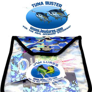 Jaw Lures Tuna Buster 5Pk Rigged Lure Kit