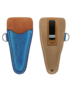 7.5IN PREMIO LEATHER SHEATH