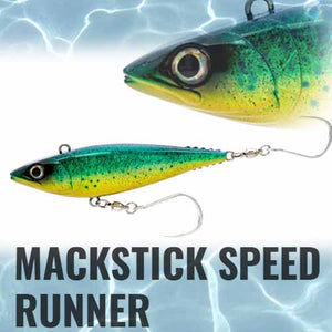 Savage Gear Wahoo Mackstick Speed Runner Lure