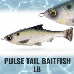 Savage Gear Pulse Tail Mullet Lure 4in