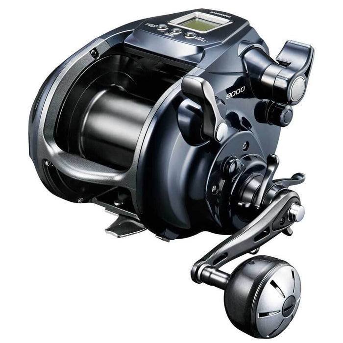9000 A Forcemaster Electric Reel
