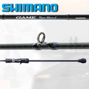 Shimano Game Type Slow J Slow Pitch Jigging Rod