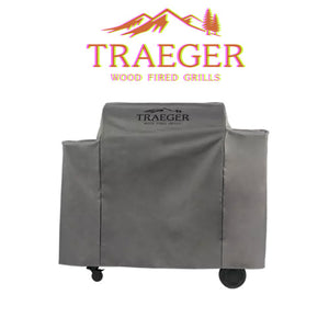 Traeger Fulllength Grill Cover Ironwood 885