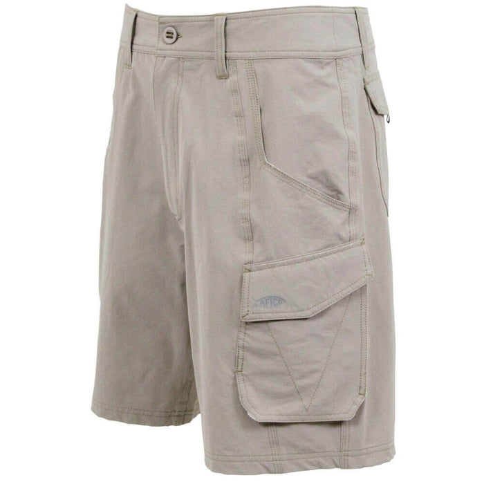 Aftco Khaki Stealth Fishing Short