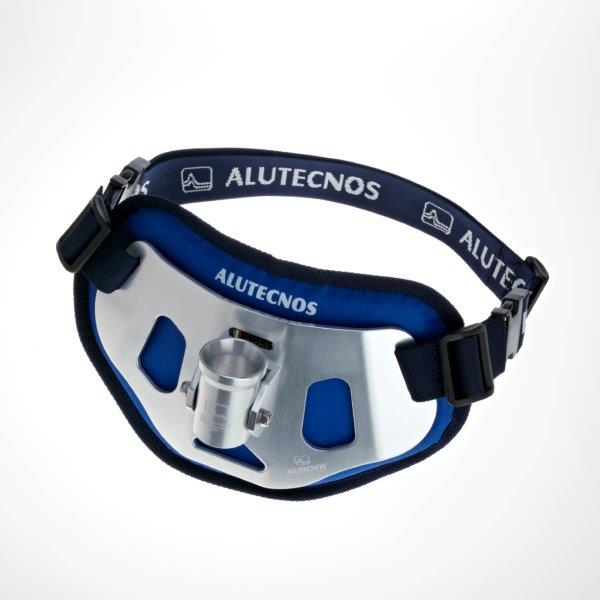 Alutecnos Feather Fighting Belt Silver