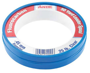 Ande 50 Yard Fluorocarbon Leader Spool