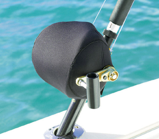 Boone Soft Black Reel Covers