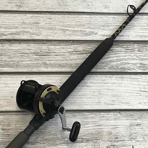 Shimano TLD25 Capt. Harry's CHCF30 Conventional Combo