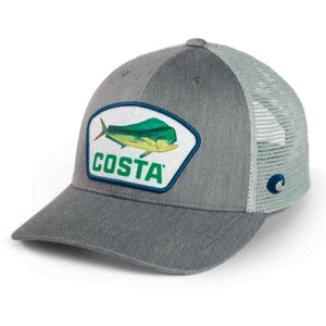 Costa Topo Dorado Trucker Gray Hat