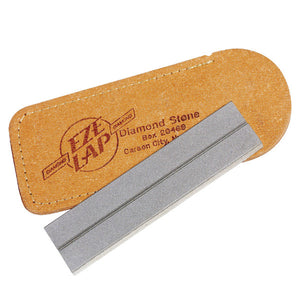 Eze-Lap 46F Flat Diamond Pocket Sharpening Stone