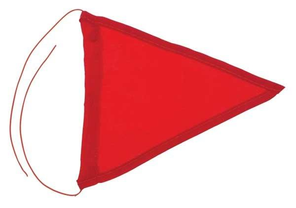 Wire Release Flag Small