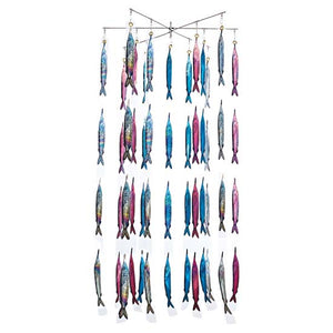 "Strike Point 24"" Multicolor 52 Fish Kit"