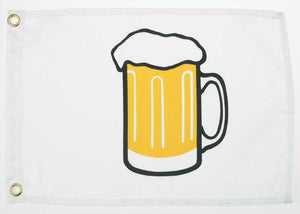 Beer Outrigger Flag