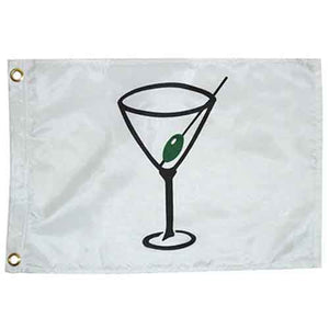Cocktail Outrigger Flag
