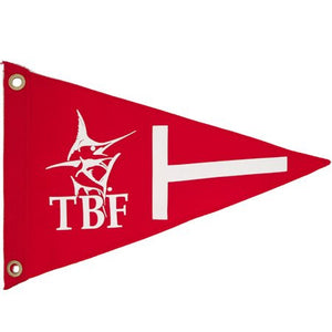 The Billfish Foundation Tag Flag