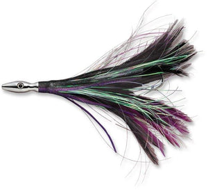"Williamson Rigged 5"" Flash Feather"