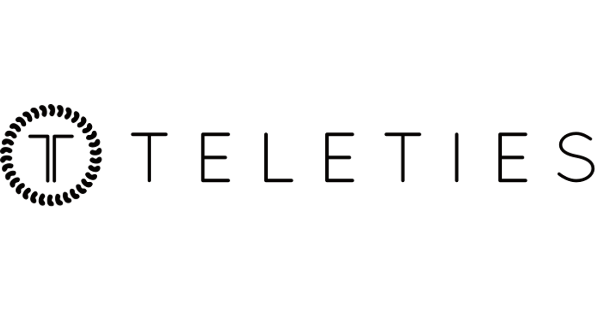 Image result for teleties logo