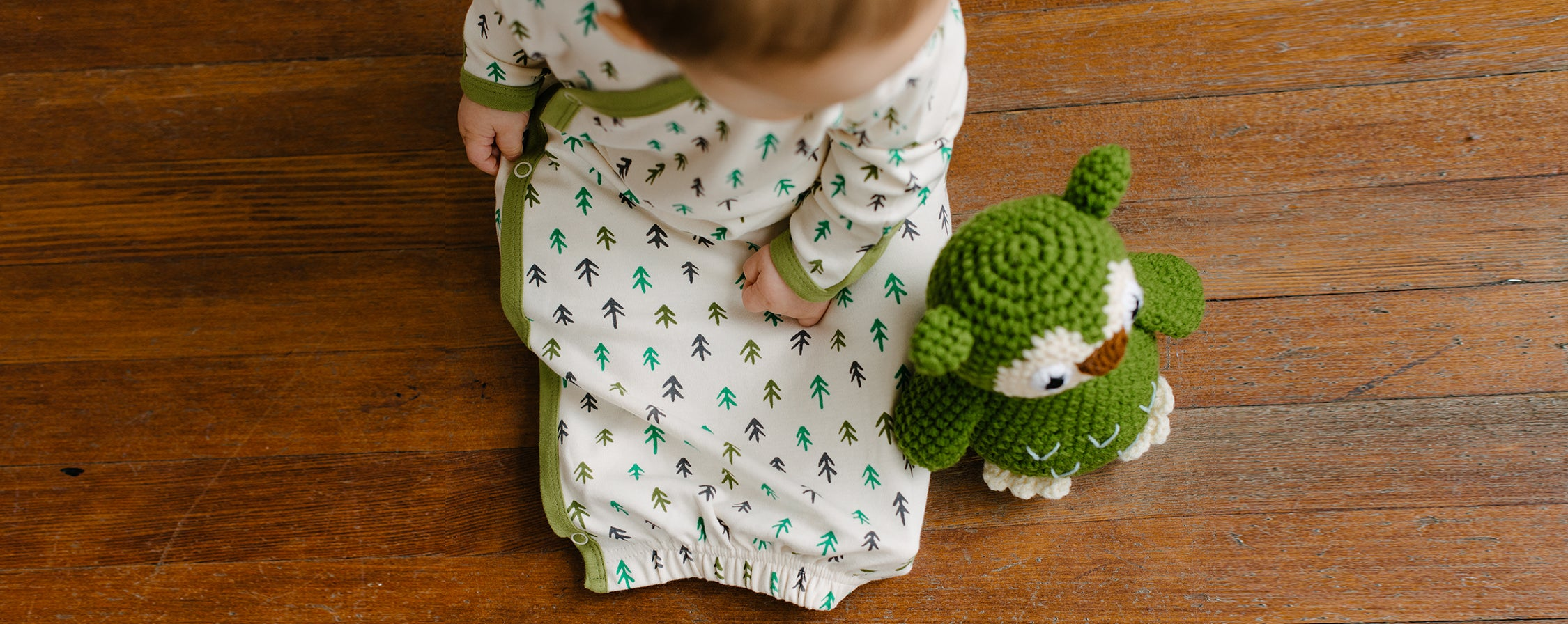 Parade Organics | Organic baby & kids clothes, modern & playful - Gowns