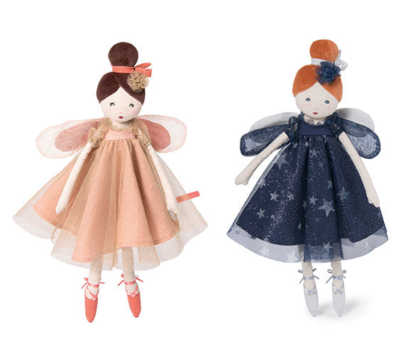 moulin roty enchanted fairy girls dolls present for girls