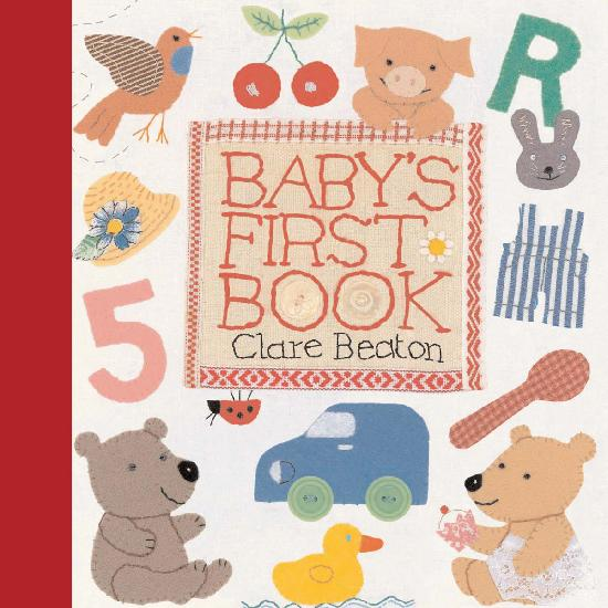Baby's First Book - Clare Beaton - Parade Organics