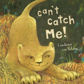 Can't Catch Me! - Paper Back Book
