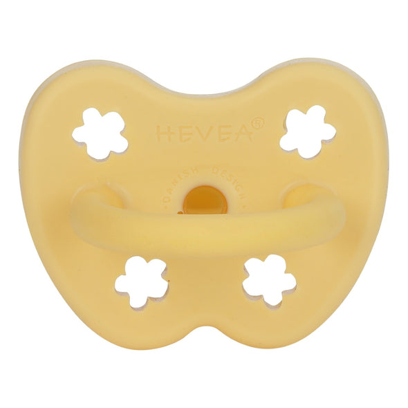 Hevea Natural Rubber Pacifiers - Parade Organics