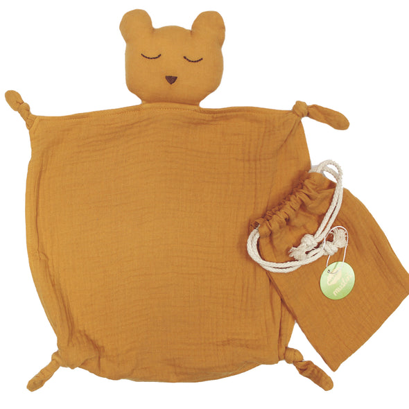 Bear in a bag
