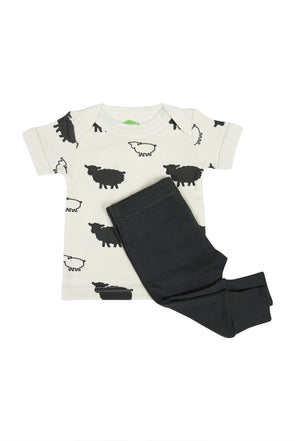 Baby Jammies - Short Sleeve - Parade Organics